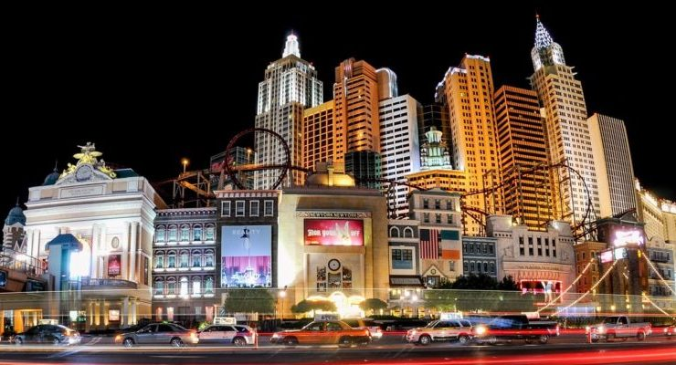Bright lights, thrills and epic landscapes - Things you can only do in Vegas